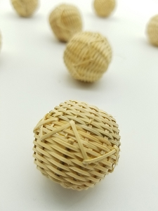 Bamboo Balls  - set of 2